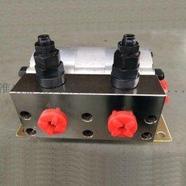 CFA1-2带溢流阀系列齿轮分流器