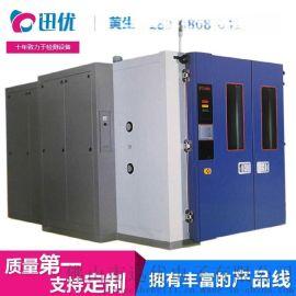 步入式恒温恒湿试验室 Wth系列步入式环境试验室 湿热试验箱