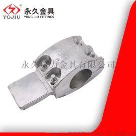 管母线T接金具MGT-100 适用Ф100铝管母线