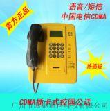 供应PTW516 CDMA插卡电话机 塑胶壳