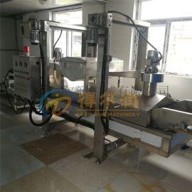 不锈钢鱼豆腐成套设备 得尔润牌鱼豆腐成套设备生产线