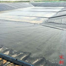 5mm厚长丝复合排水网