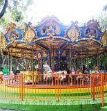 樂園遊樂設備豪華轉馬