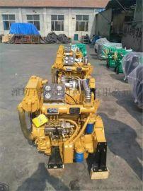 潍坊4105ZC船用柴油机发动机主机配变速箱