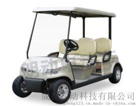 四座電動高爾夫觀光車|電動旅遊觀光車|成都朗動
