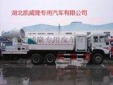 宁德多功能 2吨水罐抑尘车,东风抑尘车厂家