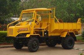 金鹿牌四轮驱动拖拉机