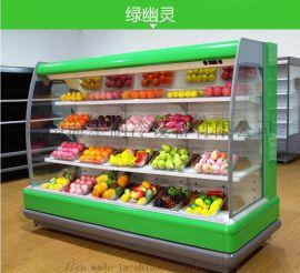 郑州水果保鲜柜哪里卖的便宜丨多少钱一米