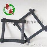 山東魯威 鋼塑土工格柵生產商 凸點鋼塑土工格柵