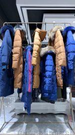 哈爾濱專業品牌羽絨服鴨寶寶走份品牌折扣女裝貨源