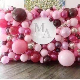 昆明、花語花香、氣球婚房、氣球寶寶宴、氣球生日宴
