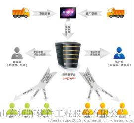 矩阵软件—钢铁行业 【称重管理系统】解决方案厂家