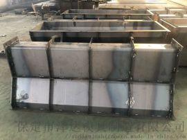 河北泽达隔离墩模具尺寸标准、隔离墩钢模具规格全