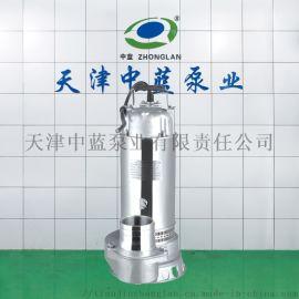 不锈钢污水泵 耐腐蚀排污泵 工业污水泵供应厂家