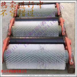 矿业皮带清扫器煤矿无动力皮带机清扫器滚刷清扫器矿山机械配件