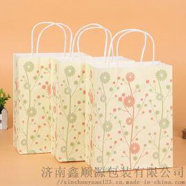 白牛手提纸袋定做生产厂家
