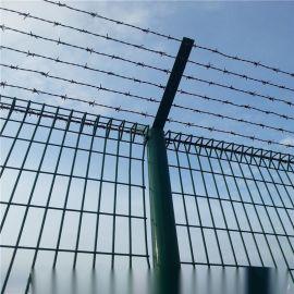 直销铁路框架护栏网 高速公路护栏网报价 隔离栅厂家