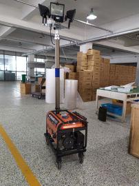 移动工程照明车-隆业供应