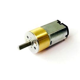 030微型减速直流电机 智能锁电机