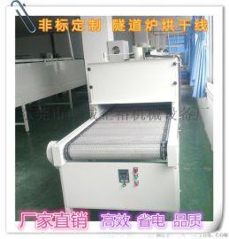 厂家直销隧道炉式烤箱 高温烘干炉 喷油线拉新款