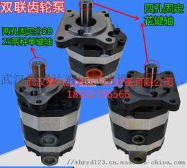 2CB-FC16/10 齿轮油泵