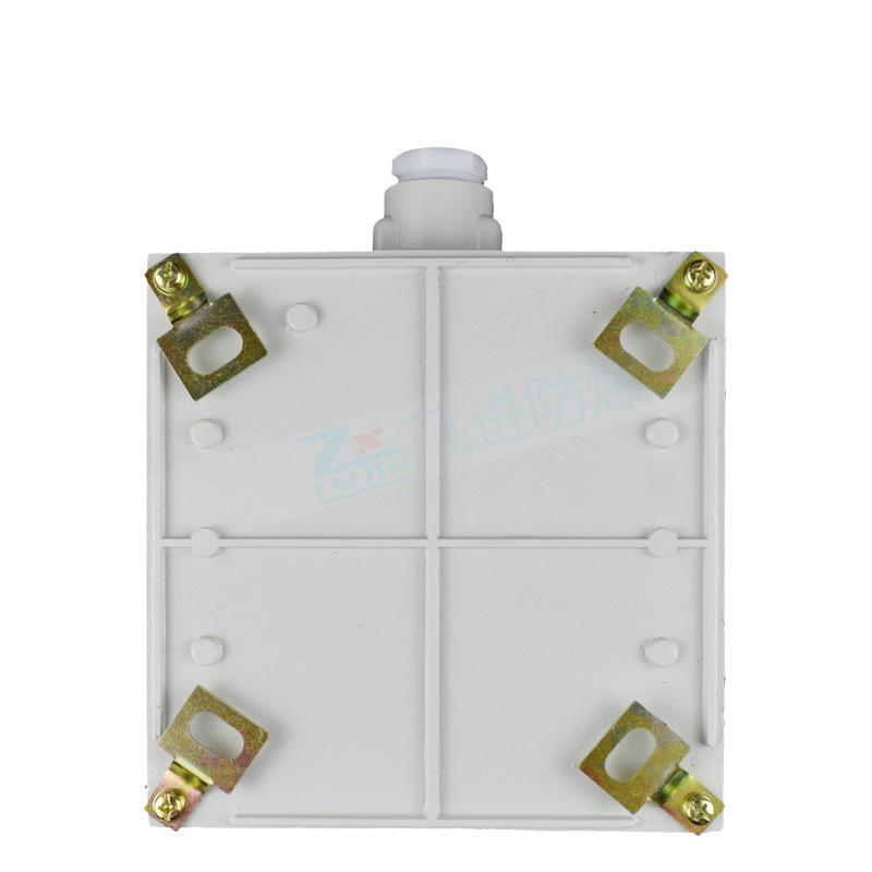 厂家直销防爆操作柱铝合金材质急停按钮箱防爆按钮箱