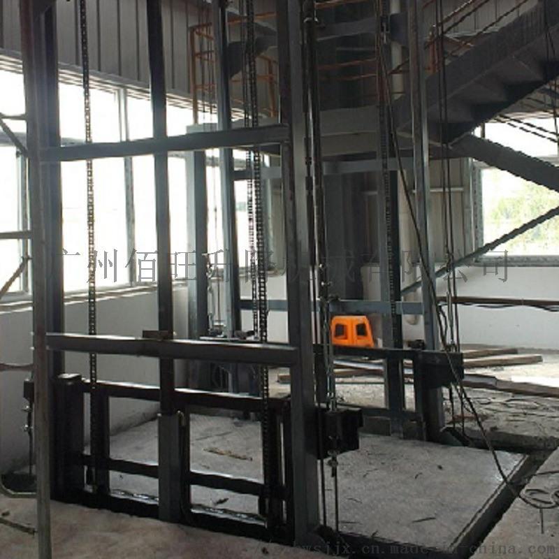 佰旺河源货梯升降机清远货梯升降机韶关货梯升降机