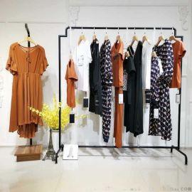 村上春CSSPRING广州服装尾货处理折扣 品牌中年女装代理