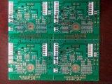温控电子钟PCB