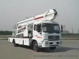 啓運直銷18米東風多利卡高空作業車