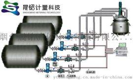 反应釜自动配料控制仪表