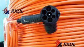 汽车充电桩连接线,充电桩螺旋线,充电桩电缆