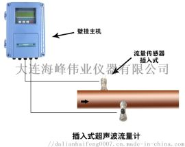 ****TDS-100插入式超声波流量计