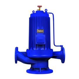 PBG、PBW系列屏蔽式管道离心泵