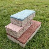 滎陽陶瓷透水磚混搭鋪裝提升城市新鮮感