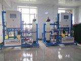 自来水次氯酸钠发生器电解食盐消毒设备原理