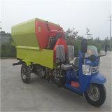 5立方TMR撒料车 机械化养殖喂料车 搅拌撒料车