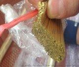 云洛厂家直销H65黄铜毛细管1*0.2