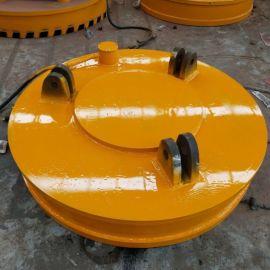 起重电磁吸盘厂家  圆形电磁吸盘 强磁吸盘