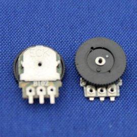 R080双联旋转电位器小型拨盘