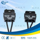 现货TOCP255光纤跳线TOCP255电梯设备光纤线印刷机设备光纤连接器