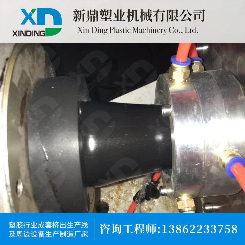 江蘇廠家直銷PVC塑料型材生產線pe塑料異型材生產線