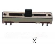 铁壳直滑式电位器(C2040N-A)