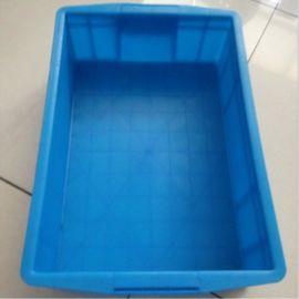 厂家直销 2#塑料仪表整理箱 400*272*105塑料周转箱  工具箱