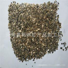 优质出口灵寿黄蛭石片(图) 不含石棉银白蛭石片