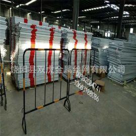 供应临时围挡防护网  铁马护栏 施工重地围栏