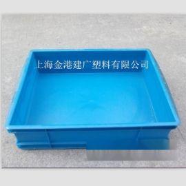 厂家直销 塑料仪表箱 460*345*120 五金配件物料箱 紧固件周转箱