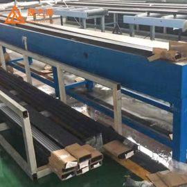 鋁型材檢測專用平臺校直整形機檢測平臺