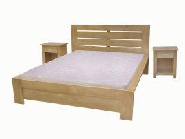 创豪家具橡木CF029双人床