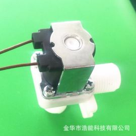 带线防水电磁阀 补水电磁阀 四分外螺纹垂直单阀